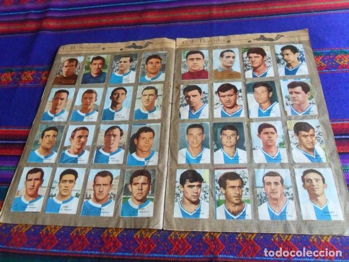 Álbum de fútbol completo: FHER DISGRA CAMPEONATO DE LIGA 1966 1967 66 67 COMPLETO. REGALO 1967 1968 67 68 INCOMPLETO. - Foto 5 - 120210527