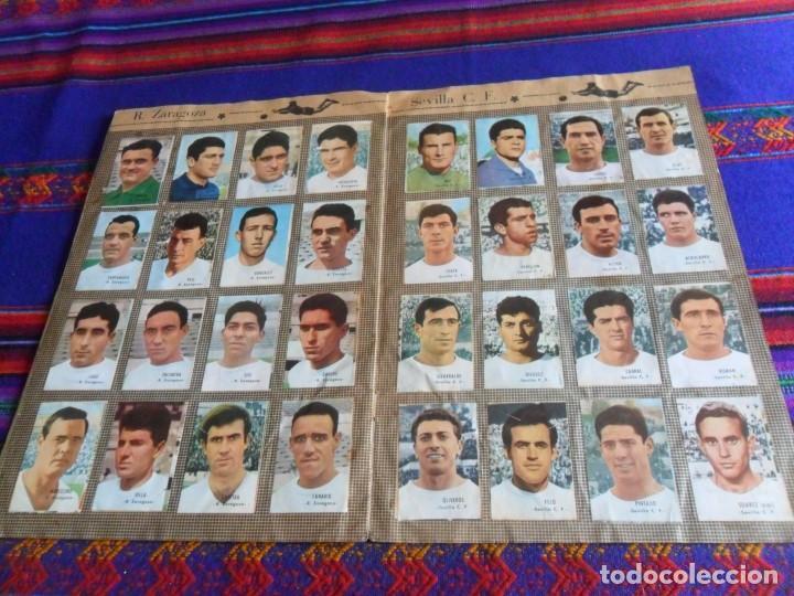Álbum de fútbol completo: FHER DISGRA CAMPEONATO DE LIGA 1966 1967 66 67 COMPLETO. REGALO 1967 1968 67 68 INCOMPLETO. - Foto 9 - 120210527