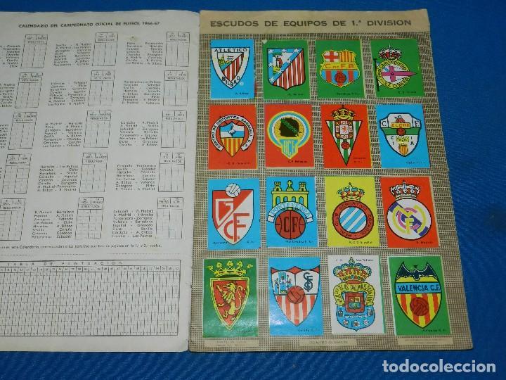 Álbum de fútbol completo: ALBUM COMPLETO - CAMPEONATO DE LIGA 1966 - 67 , DISGRA , COMPLETO - Foto 2 - 120638159