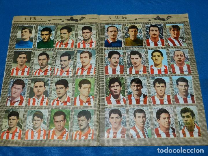 Álbum de fútbol completo: ALBUM COMPLETO - CAMPEONATO DE LIGA 1966 - 67 , DISGRA , COMPLETO - Foto 3 - 120638159