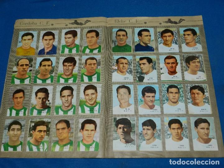 Álbum de fútbol completo: ALBUM COMPLETO - CAMPEONATO DE LIGA 1966 - 67 , DISGRA , COMPLETO - Foto 4 - 120638159