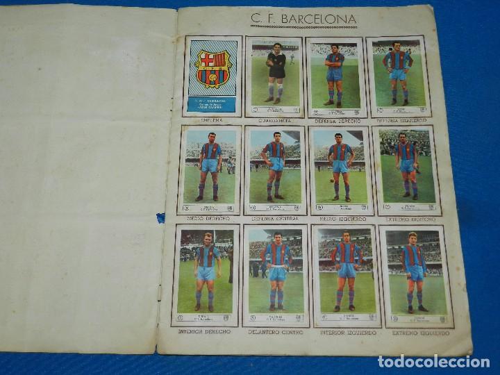 Álbum de fútbol completo: ALBUM COMPLETO - FUTBOL CAMPEONATO 1959 - 1960 EDC FERCA 1959 , COMPLETO - Foto 2 - 120638335