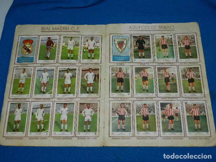 Álbum de fútbol completo: ALBUM COMPLETO - FUTBOL CAMPEONATO 1959 - 1960 EDC FERCA 1959 , COMPLETO - Foto 3 - 120638335