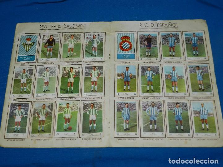 Álbum de fútbol completo: ALBUM COMPLETO - FUTBOL CAMPEONATO 1959 - 1960 EDC FERCA 1959 , COMPLETO - Foto 4 - 120638335