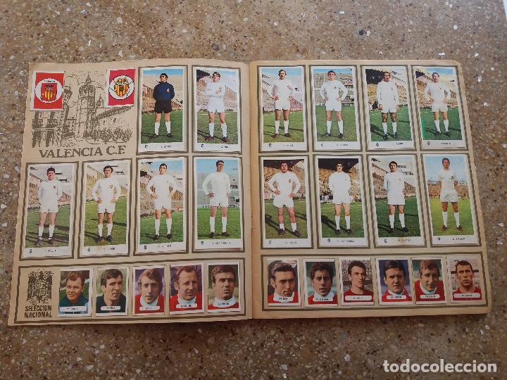 Álbum de fútbol completo: ÁLBUM RUIZ ROMERO 71.72. COMPLETO. CON 8 DOBLES - Foto 4 - 120729671
