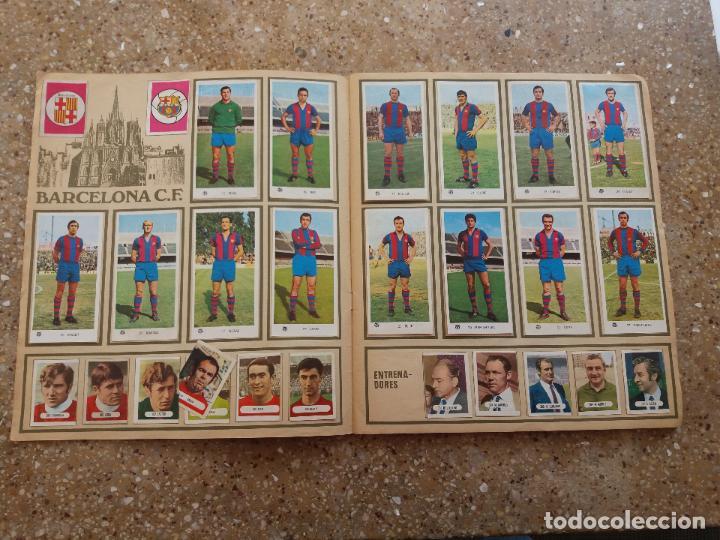Álbum de fútbol completo: ÁLBUM RUIZ ROMERO 71.72. COMPLETO. CON 8 DOBLES - Foto 5 - 120729671