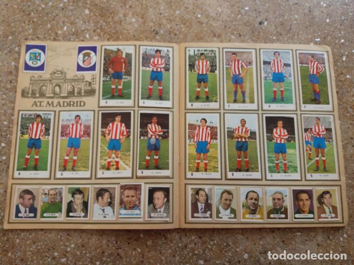 Álbum de fútbol completo: ÁLBUM RUIZ ROMERO 71.72. COMPLETO. CON 8 DOBLES - Foto 6 - 120729671