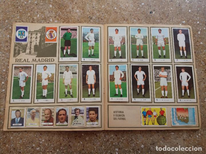 Álbum de fútbol completo: ÁLBUM RUIZ ROMERO 71.72. COMPLETO. CON 8 DOBLES - Foto 7 - 120729671