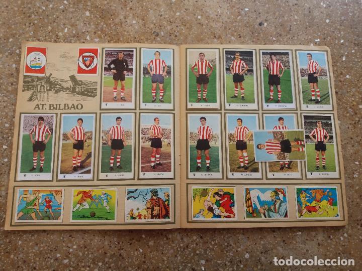 Álbum de fútbol completo: ÁLBUM RUIZ ROMERO 71.72. COMPLETO. CON 8 DOBLES - Foto 8 - 120729671