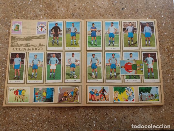 Álbum de fútbol completo: ÁLBUM RUIZ ROMERO 71.72. COMPLETO. CON 8 DOBLES - Foto 9 - 120729671