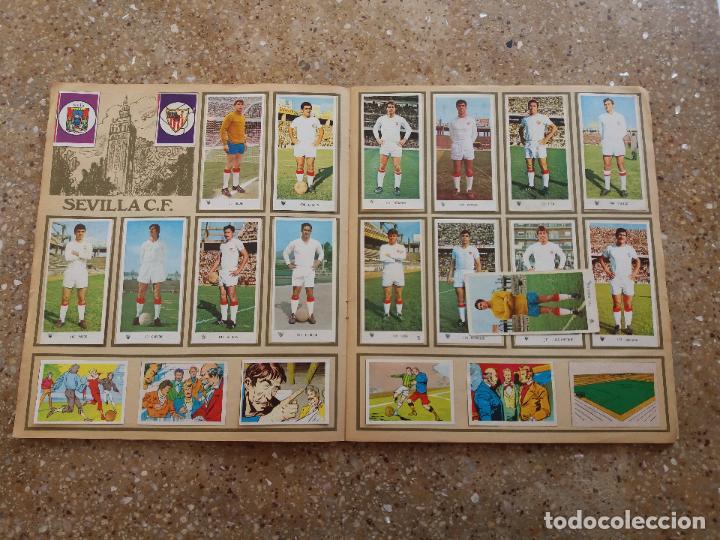 Álbum de fútbol completo: ÁLBUM RUIZ ROMERO 71.72. COMPLETO. CON 8 DOBLES - Foto 10 - 120729671