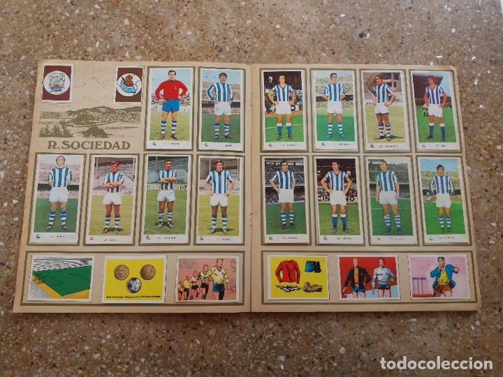 Álbum de fútbol completo: ÁLBUM RUIZ ROMERO 71.72. COMPLETO. CON 8 DOBLES - Foto 11 - 120729671