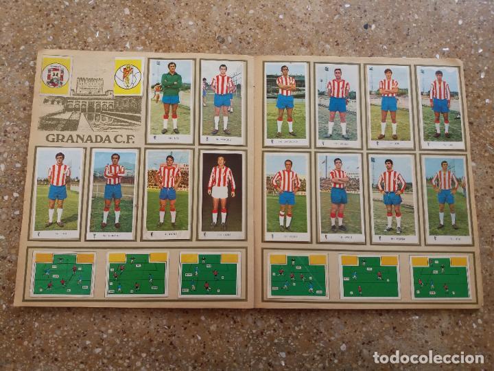 Álbum de fútbol completo: ÁLBUM RUIZ ROMERO 71.72. COMPLETO. CON 8 DOBLES - Foto 13 - 120729671