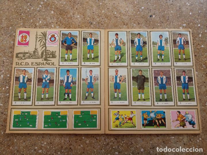 Álbum de fútbol completo: ÁLBUM RUIZ ROMERO 71.72. COMPLETO. CON 8 DOBLES - Foto 14 - 120729671