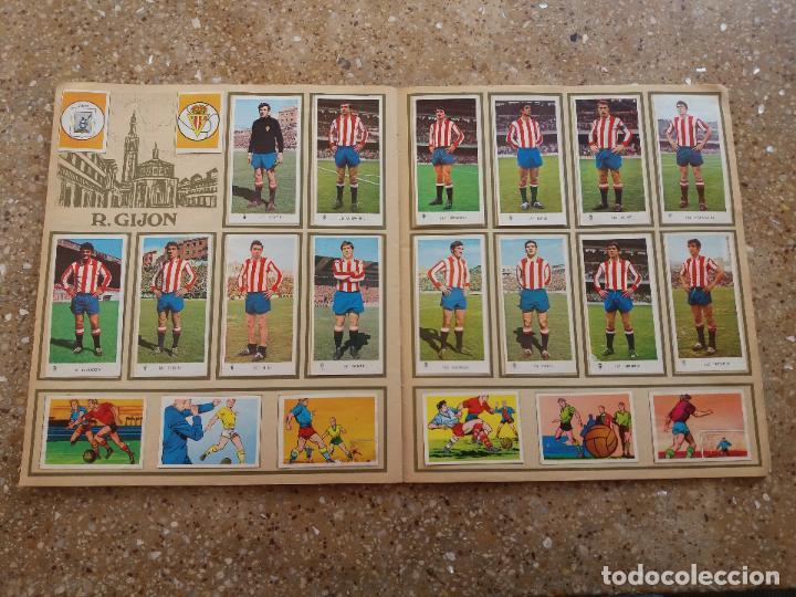 Álbum de fútbol completo: ÁLBUM RUIZ ROMERO 71.72. COMPLETO. CON 8 DOBLES - Foto 15 - 120729671