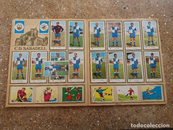Álbum de fútbol completo: ÁLBUM RUIZ ROMERO 71.72. COMPLETO. CON 8 DOBLES - Foto 16 - 120729671