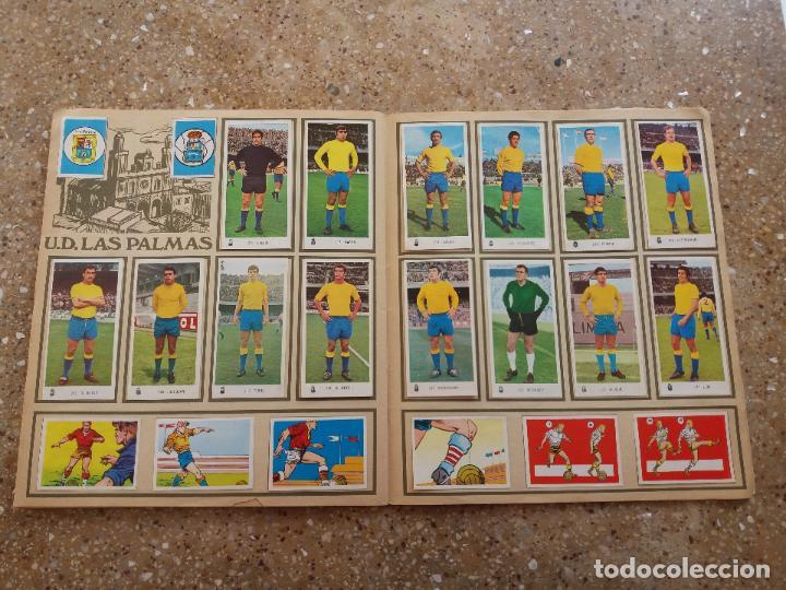 Álbum de fútbol completo: ÁLBUM RUIZ ROMERO 71.72. COMPLETO. CON 8 DOBLES - Foto 17 - 120729671