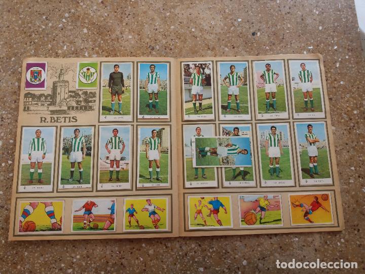 Álbum de fútbol completo: ÁLBUM RUIZ ROMERO 71.72. COMPLETO. CON 8 DOBLES - Foto 18 - 120729671