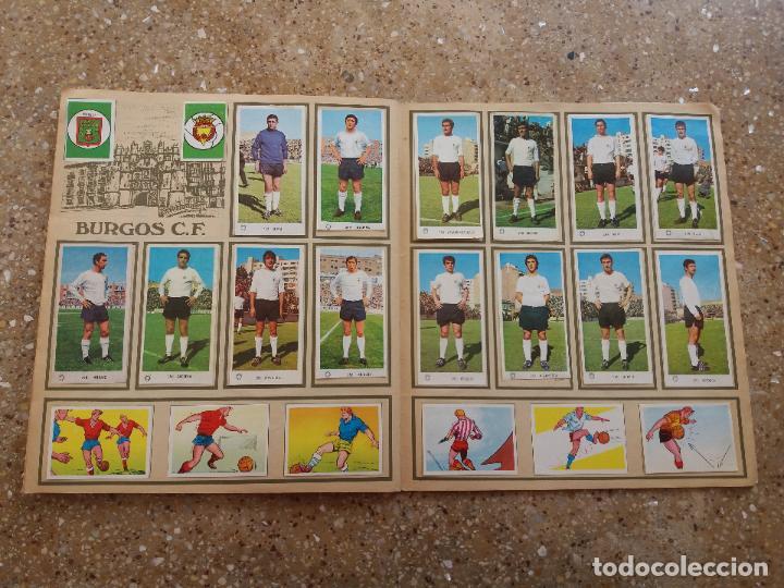 Álbum de fútbol completo: ÁLBUM RUIZ ROMERO 71.72. COMPLETO. CON 8 DOBLES - Foto 19 - 120729671