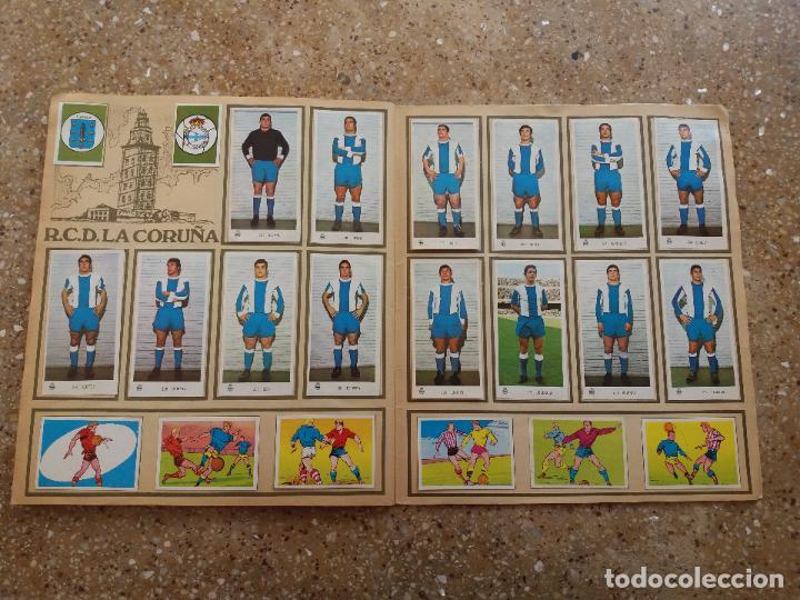 Álbum de fútbol completo: ÁLBUM RUIZ ROMERO 71.72. COMPLETO. CON 8 DOBLES - Foto 20 - 120729671