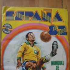 Álbum de fútbol completo: ALBUM CROMOS COMPLETO FHER ESPAÑA 82. Lote 121111323
