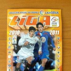 Álbum de fútbol completo: ÁLBUM LIGA 2010-2011, 10-11 - EDICIONES ESTE - COMPLETO - VER FOTOS Y EXPLICACIÓN INTERIOR. Lote 121154963