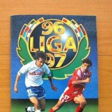 Álbum de fútbol completo: ÁLBUM LIGA 96-97, 1996-1997 - EDICIONES ESTE - COMPLETO - VER FOTOS EN EL INTERIOR. Lote 121219139