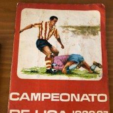 Álbum de fútbol completo: CAMPEONATO DE LIGA 1966 67 DISGRA FALTAN 3 CROMOS SE VENDEN SUELTOS. Lote 121262967