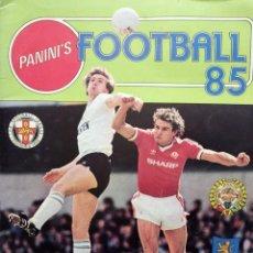 Álbum de fútbol completo: ALBUM PANINI. - FOOTBALL 85 - COMPLETE COLLECTION. #. Lote 121381147