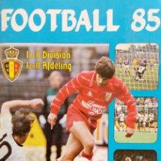 Álbum de fútbol completo: ALBUM PANINI. - FOOTBALL 85 - COMPLETE COLLECTION.#. Lote 121384659