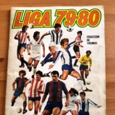 Álbum de fútbol completo: ALBUM ESTE 79-80 (COMPLETO). Lote 125168822