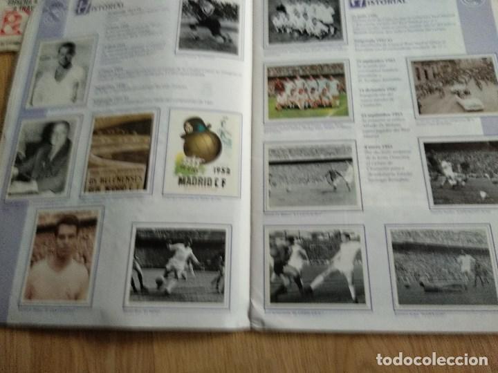 Álbum de fútbol completo: ALBUM CROMOS DEL REAL MADRID, COMPLETO, VIENE BALONCESTO Y FUTBOL - Foto 4 - 122369775
