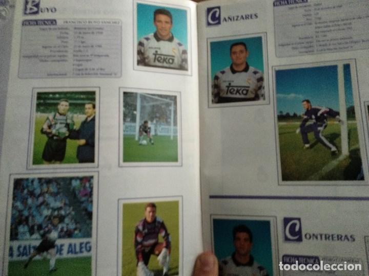Álbum de fútbol completo: ALBUM CROMOS DEL REAL MADRID, COMPLETO, VIENE BALONCESTO Y FUTBOL - Foto 5 - 122369775