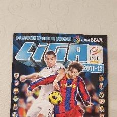 Álbum de fútbol completo: LIGA ESTE PANINI 2011-12 CAMPEONATO NACIONAL DE LIGA FUTBOL ESPAÑA 2011-12, ALBUM DE CROMOS COMPLETO. Lote 122969775