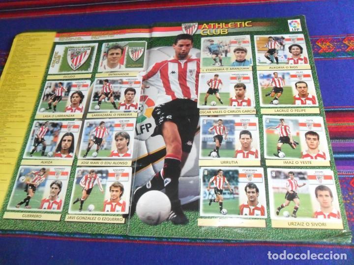 Álbum de fútbol completo: ESTE LIGA 1999 2000 99 00 COMPLETO CON MUCHOS DOBLES. REGALO ASES DE LA LIGA 1990 1991 COMPLETO. - Foto 4 - 123878287