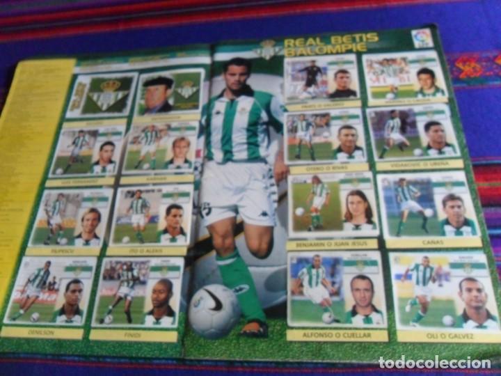 Álbum de fútbol completo: ESTE LIGA 1999 2000 99 00 COMPLETO CON MUCHOS DOBLES. REGALO ASES DE LA LIGA 1990 1991 COMPLETO. - Foto 6 - 123878287