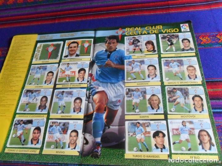 Álbum de fútbol completo: ESTE LIGA 1999 2000 99 00 COMPLETO CON MUCHOS DOBLES. REGALO ASES DE LA LIGA 1990 1991 COMPLETO. - Foto 7 - 123878287