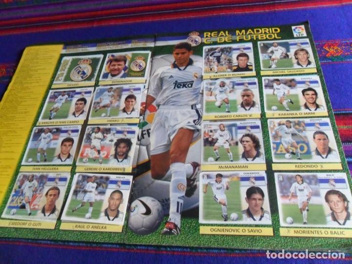 Álbum de fútbol completo: ESTE LIGA 1999 2000 99 00 COMPLETO CON MUCHOS DOBLES. REGALO ASES DE LA LIGA 1990 1991 COMPLETO. - Foto 11 - 123878287
