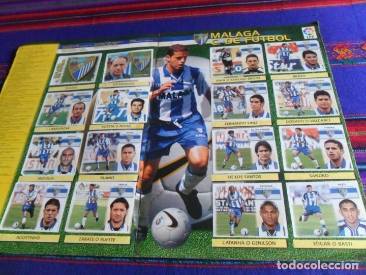 Álbum de fútbol completo: ESTE LIGA 1999 2000 99 00 COMPLETO CON MUCHOS DOBLES. REGALO ASES DE LA LIGA 1990 1991 COMPLETO. - Foto 12 - 123878287
