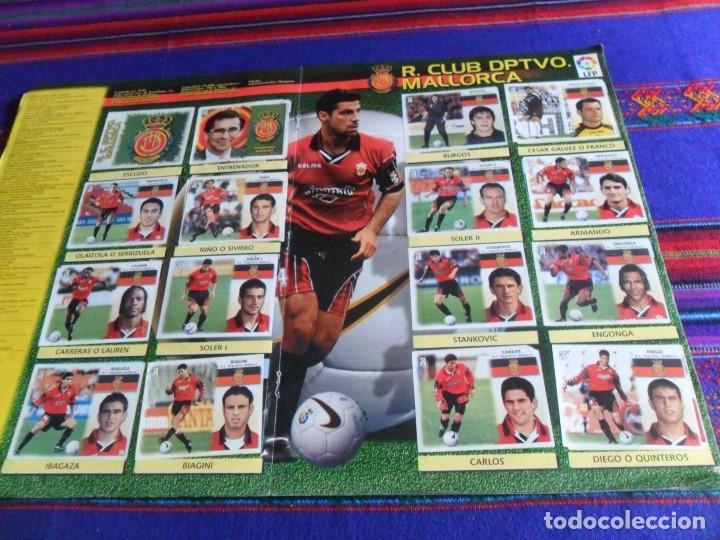 Álbum de fútbol completo: ESTE LIGA 1999 2000 99 00 COMPLETO CON MUCHOS DOBLES. REGALO ASES DE LA LIGA 1990 1991 COMPLETO. - Foto 13 - 123878287