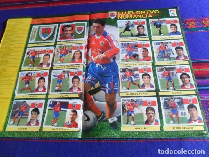 Álbum de fútbol completo: ESTE LIGA 1999 2000 99 00 COMPLETO CON MUCHOS DOBLES. REGALO ASES DE LA LIGA 1990 1991 COMPLETO. - Foto 14 - 123878287