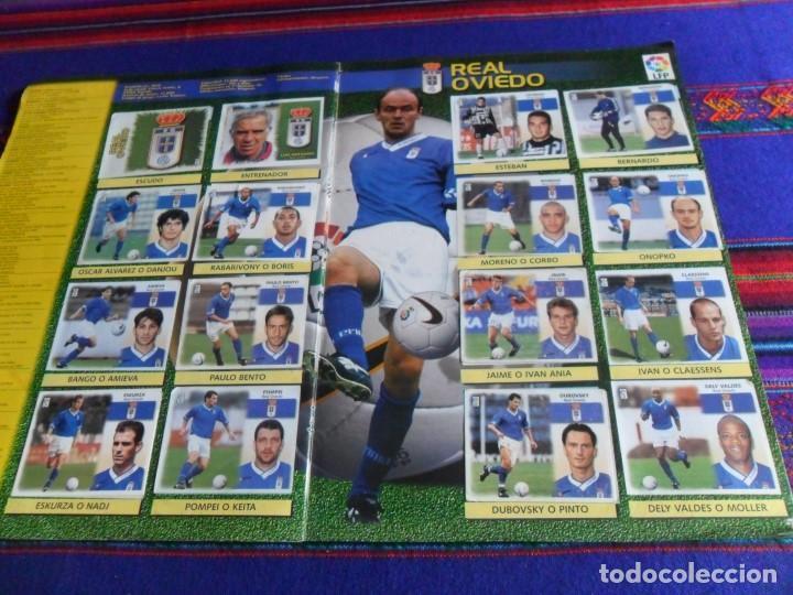 Álbum de fútbol completo: ESTE LIGA 1999 2000 99 00 COMPLETO CON MUCHOS DOBLES. REGALO ASES DE LA LIGA 1990 1991 COMPLETO. - Foto 15 - 123878287