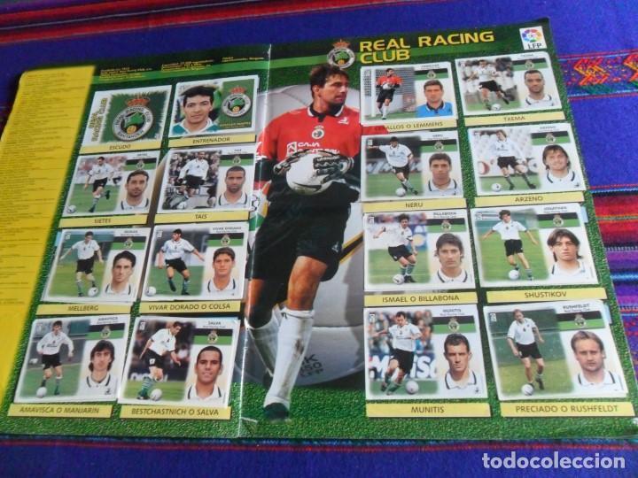 Álbum de fútbol completo: ESTE LIGA 1999 2000 99 00 COMPLETO CON MUCHOS DOBLES. REGALO ASES DE LA LIGA 1990 1991 COMPLETO. - Foto 16 - 123878287
