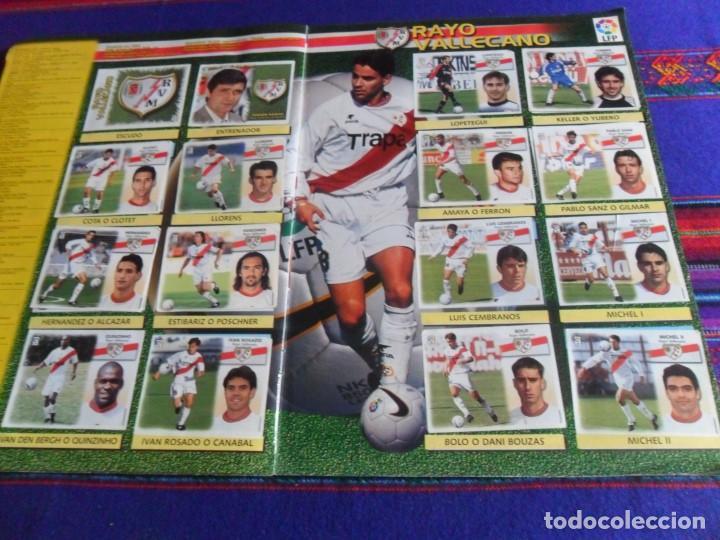 Álbum de fútbol completo: ESTE LIGA 1999 2000 99 00 COMPLETO CON MUCHOS DOBLES. REGALO ASES DE LA LIGA 1990 1991 COMPLETO. - Foto 17 - 123878287
