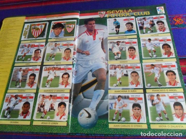 Álbum de fútbol completo: ESTE LIGA 1999 2000 99 00 COMPLETO CON MUCHOS DOBLES. REGALO ASES DE LA LIGA 1990 1991 COMPLETO. - Foto 18 - 123878287