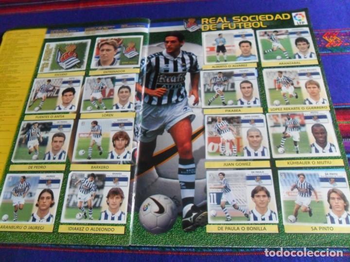 Álbum de fútbol completo: ESTE LIGA 1999 2000 99 00 COMPLETO CON MUCHOS DOBLES. REGALO ASES DE LA LIGA 1990 1991 COMPLETO. - Foto 19 - 123878287
