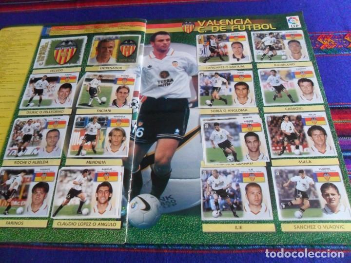 Álbum de fútbol completo: ESTE LIGA 1999 2000 99 00 COMPLETO CON MUCHOS DOBLES. REGALO ASES DE LA LIGA 1990 1991 COMPLETO. - Foto 20 - 123878287