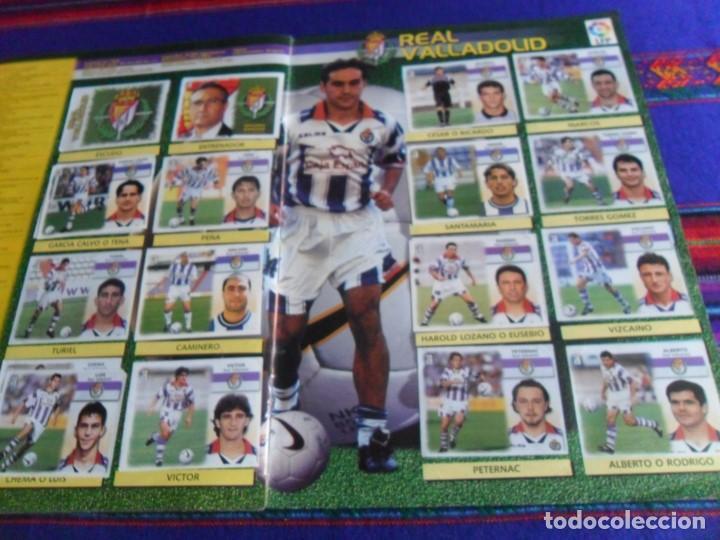 Álbum de fútbol completo: ESTE LIGA 1999 2000 99 00 COMPLETO CON MUCHOS DOBLES. REGALO ASES DE LA LIGA 1990 1991 COMPLETO. - Foto 21 - 123878287