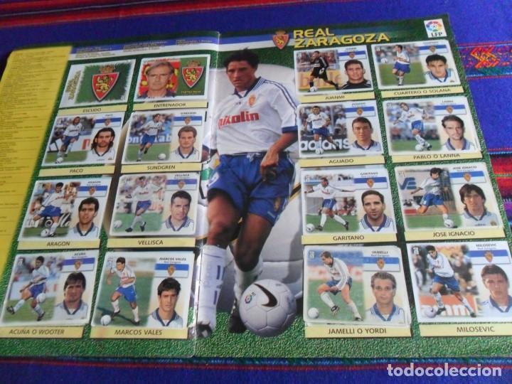 Álbum de fútbol completo: ESTE LIGA 1999 2000 99 00 COMPLETO CON MUCHOS DOBLES. REGALO ASES DE LA LIGA 1990 1991 COMPLETO. - Foto 22 - 123878287