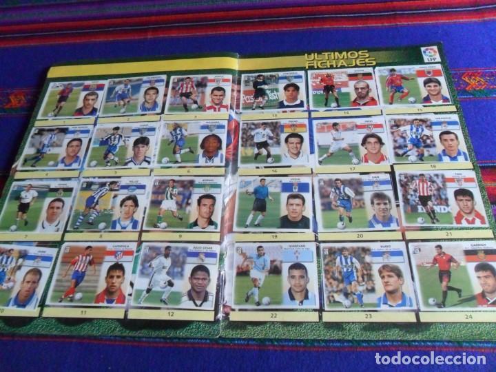 Álbum de fútbol completo: ESTE LIGA 1999 2000 99 00 COMPLETO CON MUCHOS DOBLES. REGALO ASES DE LA LIGA 1990 1991 COMPLETO. - Foto 23 - 123878287